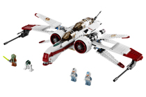 Lego 8088 ARC-170 Starfighter