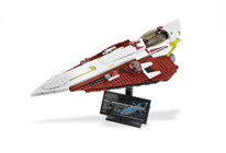 Lego 10215 Ultimate Collectors Series Obi-Wan's Jedi Starfighter