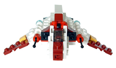 Lego 30050 MINI Republic Attack Shuttle
