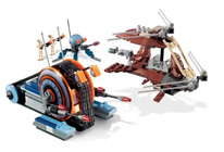 Lego 7258 Wookiee Attack