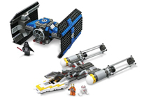 Lego 7262 TIE Fighter & Y-Wing