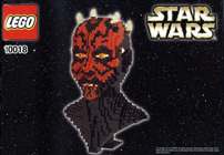 Lego 10018 Ultimate Collectors Series Darth Maul