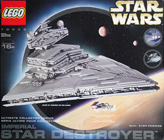 Lego 10030 Ultimate Collectors Series Imperial Star Destroyer