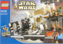 Lego 10123 Cloud City