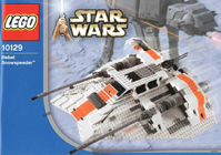 Lego 10029 Ultimate Collectors Series Rebel Snowspeeder