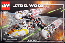 Lego Ultimate Collectors Series Y-Wing Attack Starfighter