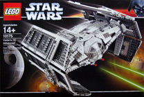 Lego 10175 Ultimate Collectors Series Vader's TIE Advanced