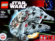 Lego 10179 Ultimate Collectors Series Millennium Falcon