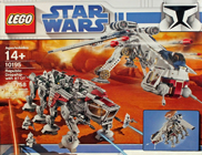 Lego 10195 Republic Dropship with AT-OT