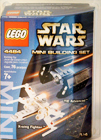 Lego 4484 MINI X-Wing Fighter and TIE Advanced