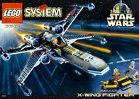 Lego 7142 X-Wing Fighter