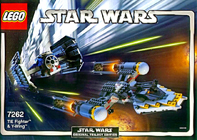 Lego 7672 TIE Fighter & Y-Wing