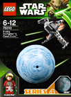Lego 75010 MINI B-Wing Starfighter & Planet Endor
