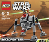 Lego 75077 Homing Spider Droid