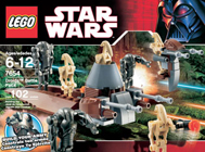 Lego 7654 Droids Battle Pack