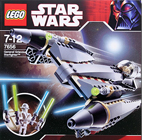 Lego 7656 General Grievous Starfighter