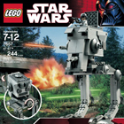 Lego 7657 AT-ST