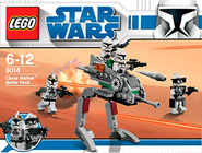 Lego 8014 Clone Walker Battle Pack