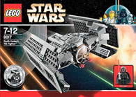 Lego 8017 Darth Vader's TIE Fighter