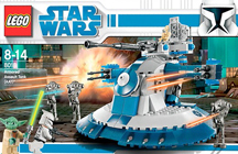 Lego 8018 Armored Assault Tank (AAT)