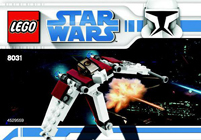 Lego 8031 MINI V-19 Torrent