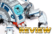 Lego 75013 Umbaran MHC (Mobile Heavy Cannon) Review